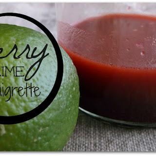 Cherry Lime Vinaigrette Recipes