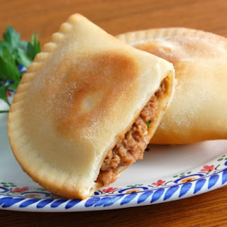 Gluten-Free Beef Empanadas with Onions and Peppers