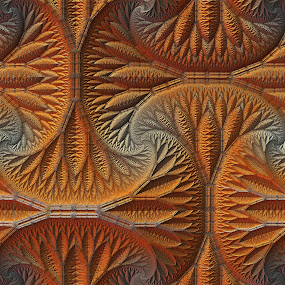 Erosion by Lyle Hatch - Illustration Abstract & Patterns ( abstract, erosion, 3d, shadow, digital art, 3-d, fractal, light, three dimensional )