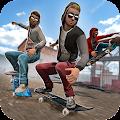 SkateBoard Racing Challenge