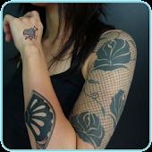 Tattoo Design Apps For Girls APK for Bluestacks