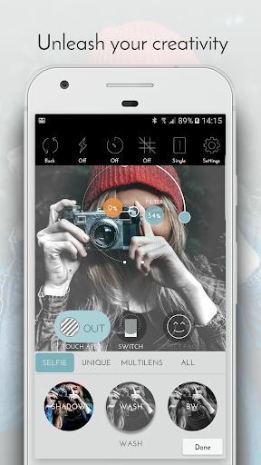 Selfie Expert HD Camera screenshot 2