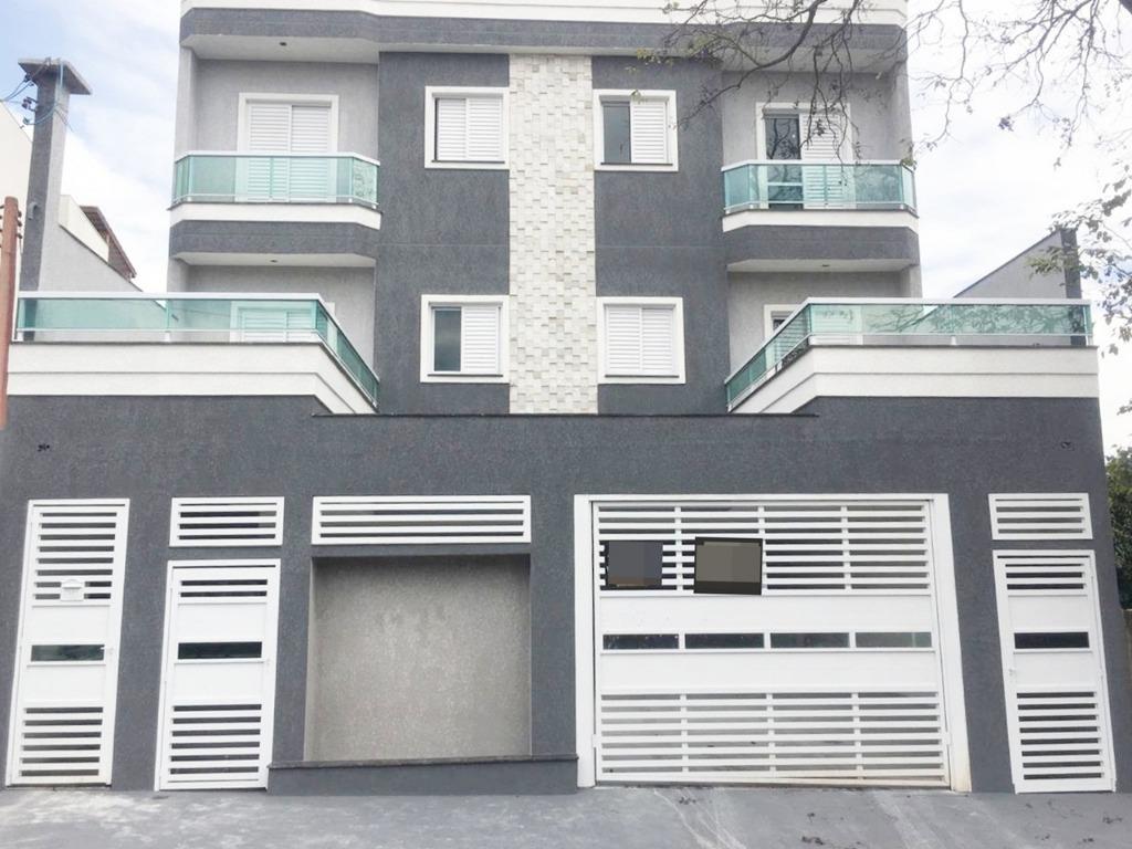 Apartamento Jardim Santo Alberto Santo André