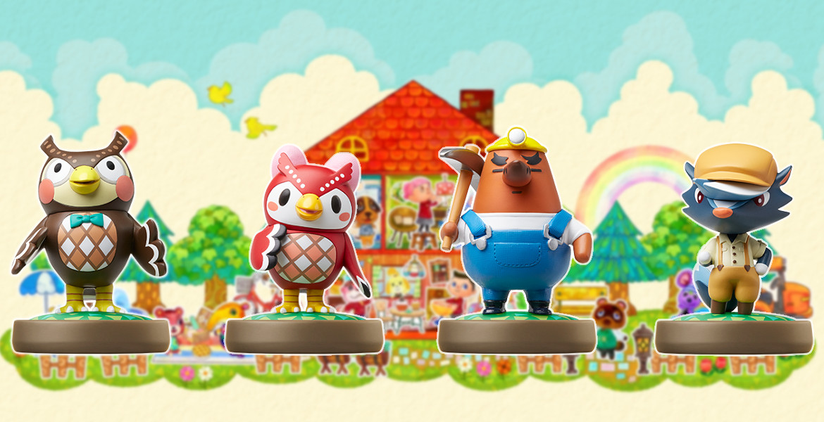 Animal Crossing Wave Two Revealed