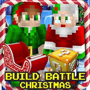 Cover art Build Battle Christmas
