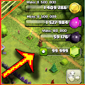 App Pro Easy Cheat CoC & unlimited coins for coc Prank APK for Windows Phone