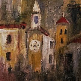 Split. Cro by Vanja Škrobica - Painting All Painting