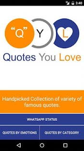 Quotes You Love