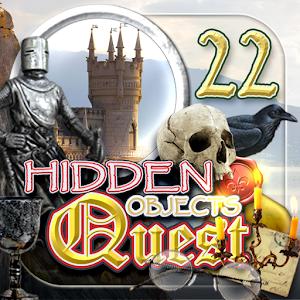 Cover art Hidden Objects Quest 22