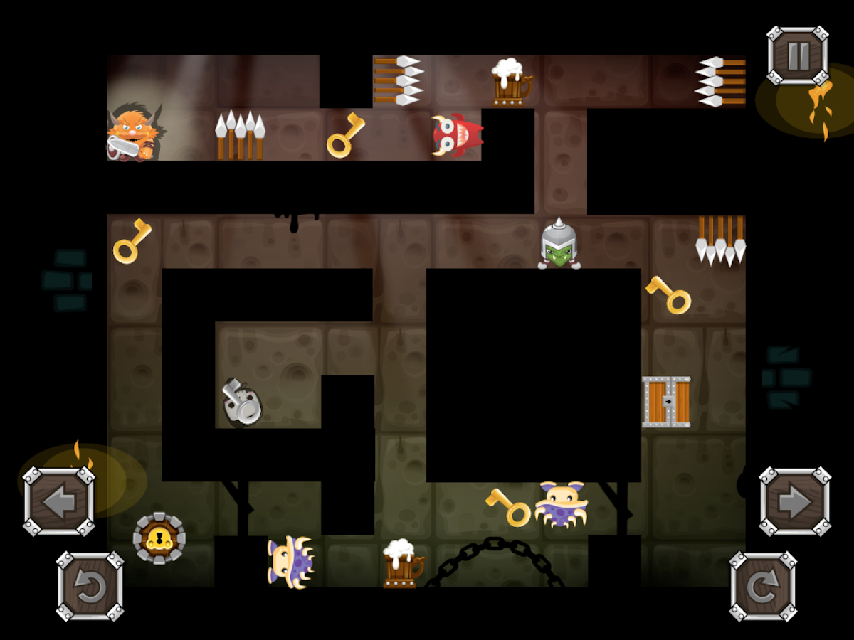 Moe Monstrum: Dungeon Escape Screenshot 5