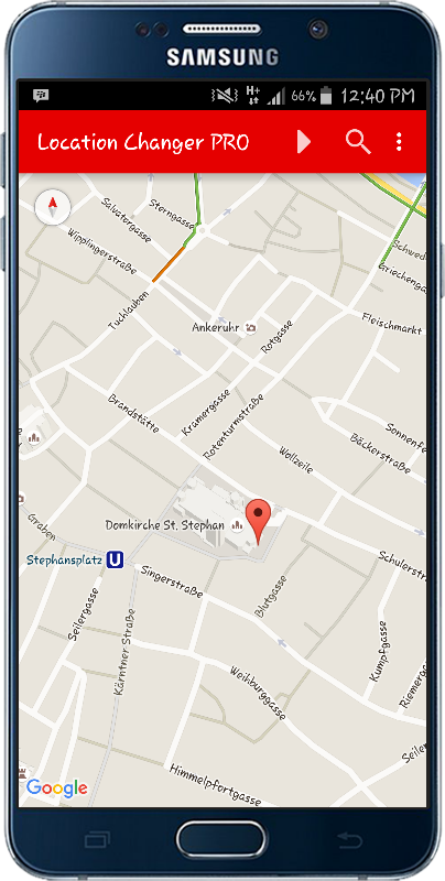 Location Changer PRO Screenshot 7