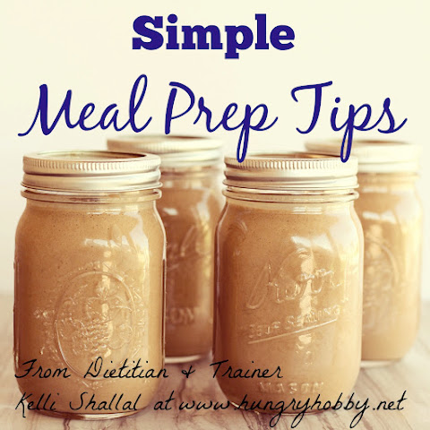 Meal Prep Tips (Week 8 Healthy Habit & 2/14 Prep)