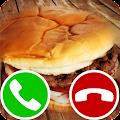 Game fake call burger APK for Windows Phone