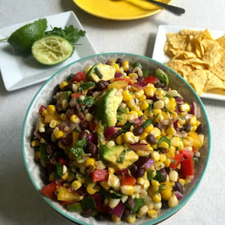 Sweet Corn Black Bean Salad