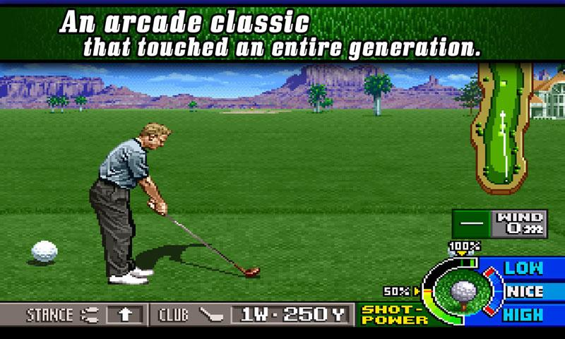 NEO TURF MASTERS Screenshot 0