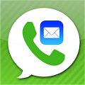 App MailFon free calls & email apk for kindle fire