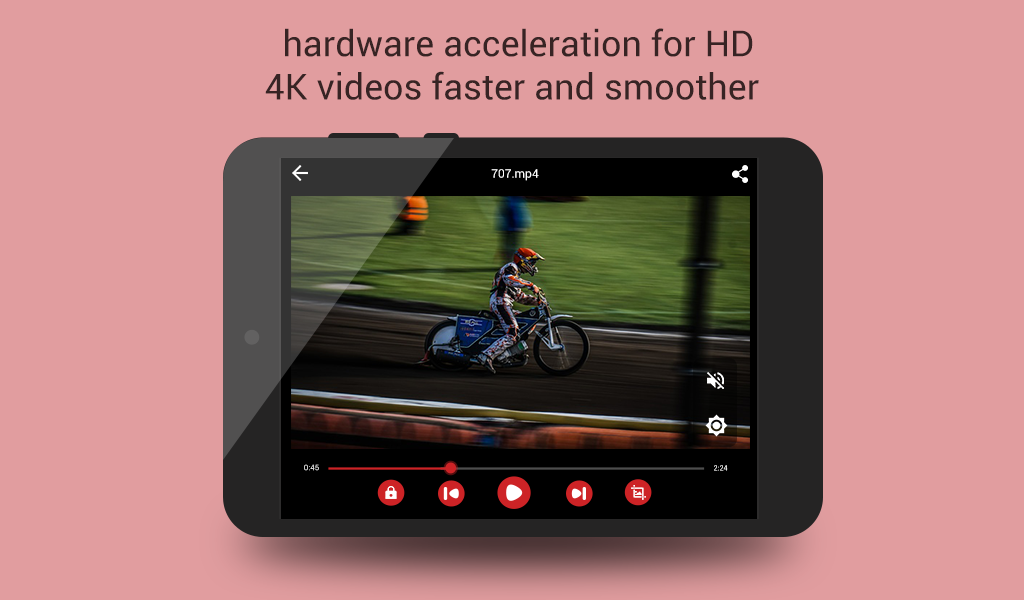 Mplayer Pro for Android Screenshot 5
