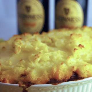 Easy Guinness Cottage Pie