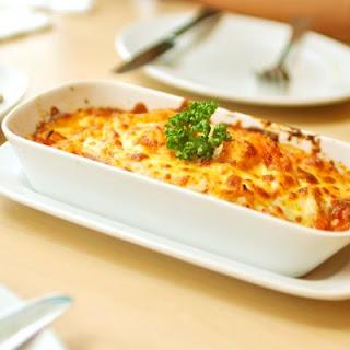 Vegetarian Baked Spaghetti Casserole Recipes