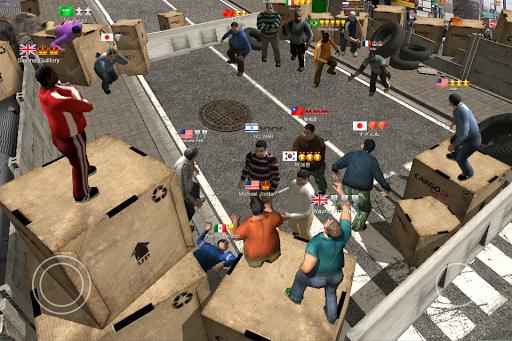Group Fight Online screenshot 3