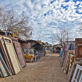 souk de bois / fes  by Moussa Idrissi - City,  Street & Park  Street Scenes