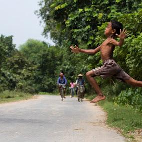 by Souvik Goswami - Babies & Children Children Candids