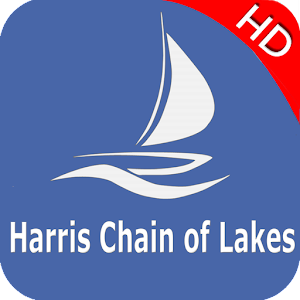 Harris Chains Of Lake Offline GPS Nautical Charts For PC / Windows 7/8/10 / Mac – Free Download