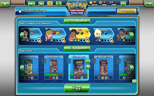 how to get pokemon tcg on android phone