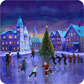Christmas Rink Live Wallpaper APK for Ubuntu