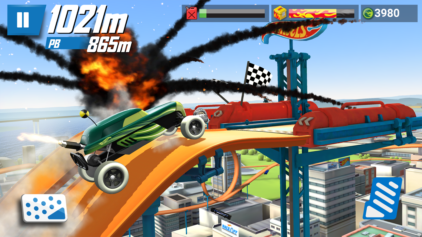 Hot Wheels: Race Off Screenshot 5