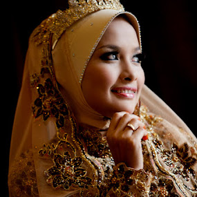 by Hanif Ismail - Wedding Bride