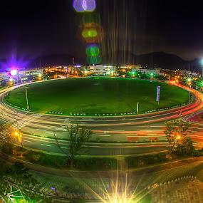 big O II by Ryo SiNaga - City,  Street & Park  City Parks