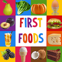 First Words for Baby: Foods For PC (Windows And Mac)