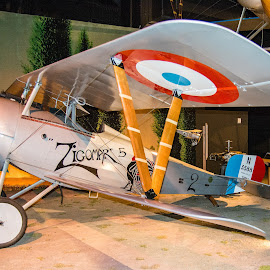 Zigomar 5 by Robert Briggs - Transportation Airplanes ( french fighter, world war, old, airplanes, zigomar 5, retro, midair, war, historic, military, aviation, flying, air force, fortress, wwi, weapons, combat, nostalgic, armed world war i, planes, fighter, armed, classic, defense, airforce, propeller, vintage, airplane, obsolete, aeroplane, airborne, history, flight, fighters, plane, aviators, mission, aircraft, air, fighting, historical, antique, world )
