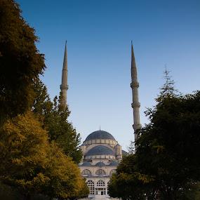 mosque by Samet Işık - Buildings & Architecture Public & Historical