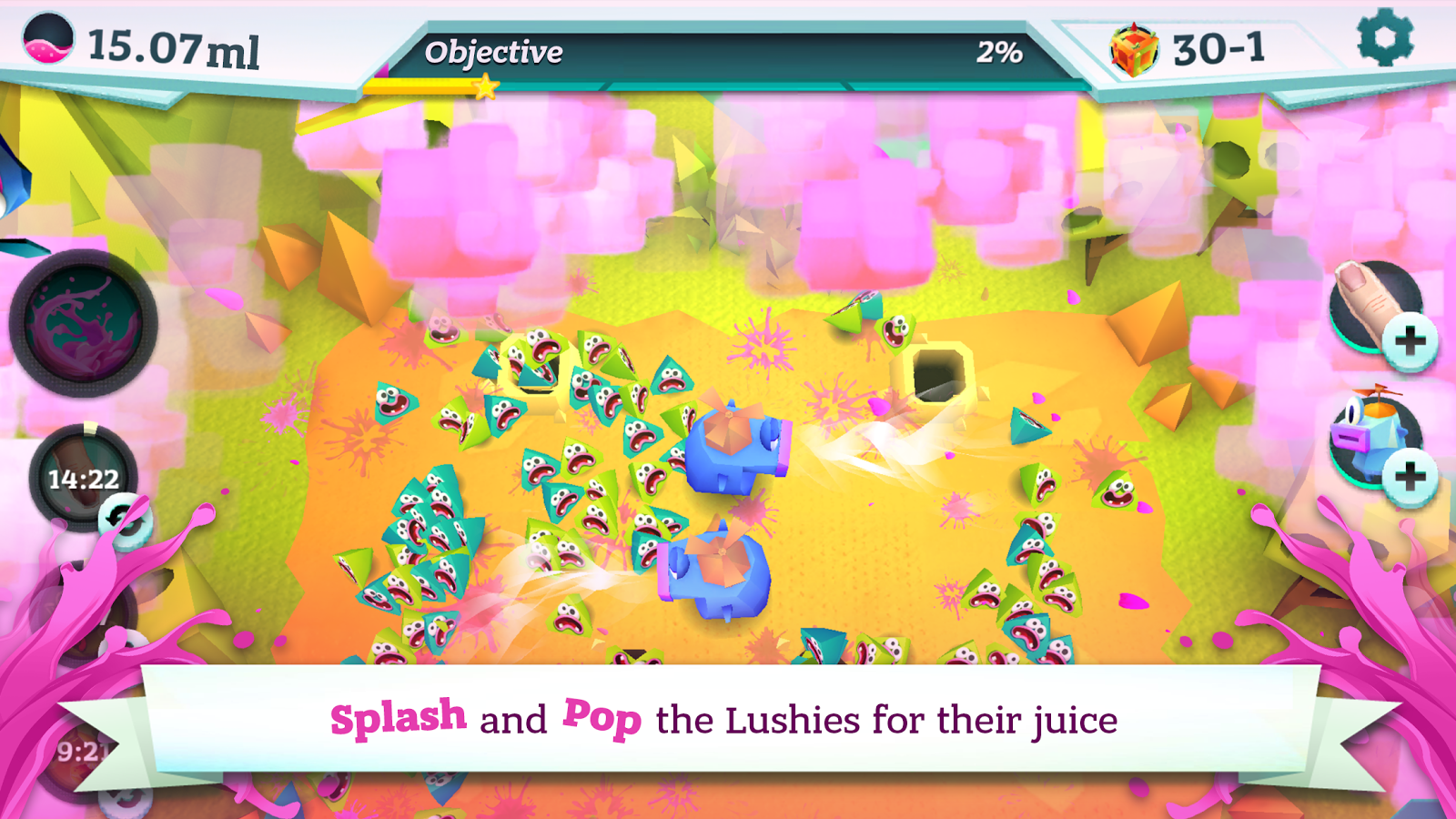 Splash Pop Screenshot 6