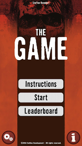 The Game - screenshot