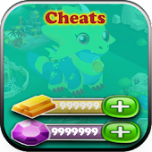 Cheats For Dragon City Prank Icon