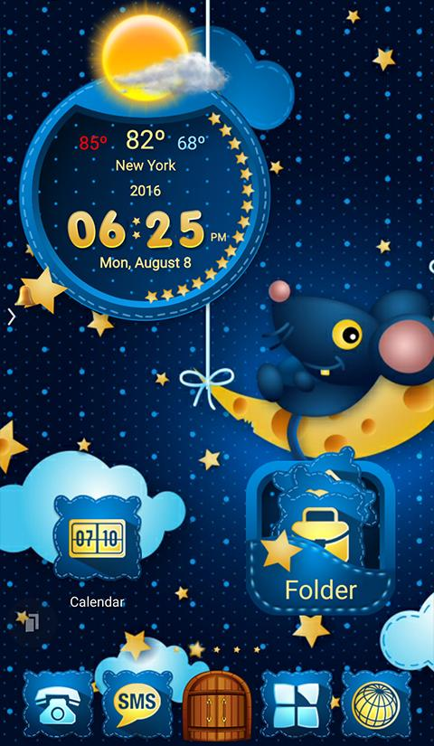 TSF NEXT MAGIC LULLABY THEME Screenshot 0