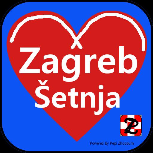 Android aplikacija Zagreb Šetnja na Android Srbija