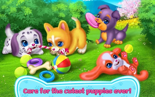 Puppy Love - My Dream Pet for pc