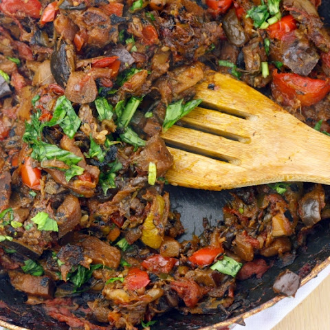 Healthy Ratatouille