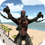 Miami Rope Hero 5 Apk