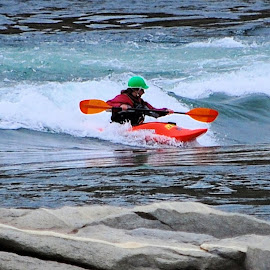 River Kayak KING by Don Mann - Sports & Fitness Watersports