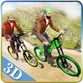 Game OffRoad Bicycle Rider Game apk for kindle fire