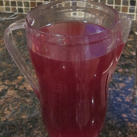 Slow Cooker Red Berry Fruit Punch