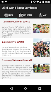 Jamboree 和 -Wa- - screenshot