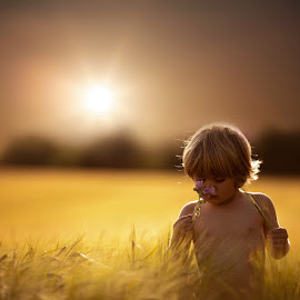 Summer Bunny by Claire Conybeare - Chinchilla Photography - Babies & Children Children Candids ( summer feels )