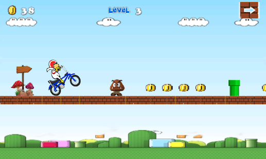 Kick mario buttowski - screenshot
