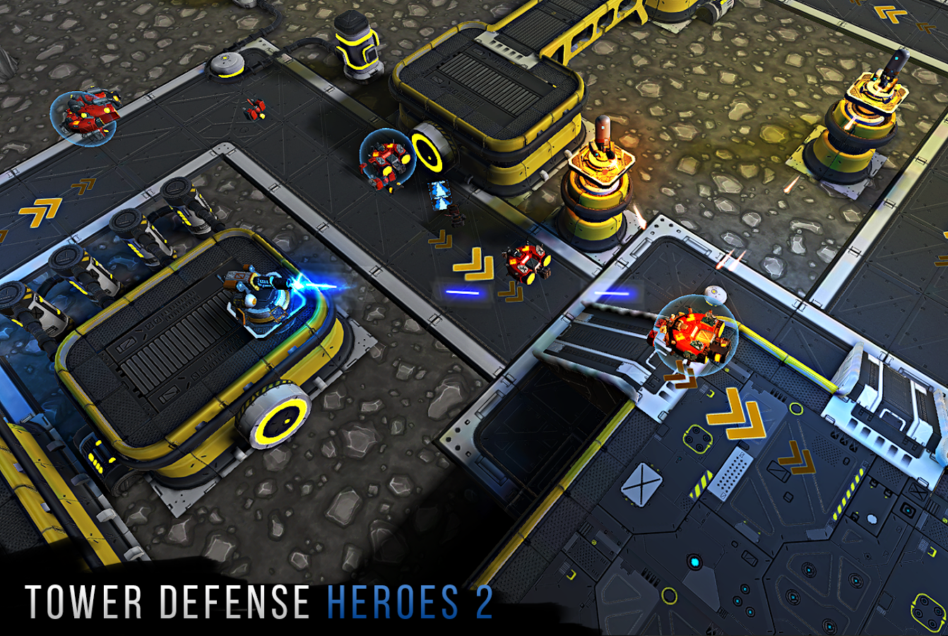 Tower Defense Heroes 2 Screenshot 5